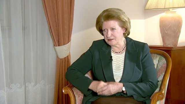 Hanna Suchocka w papieskiej komisji walki z pedofilią
