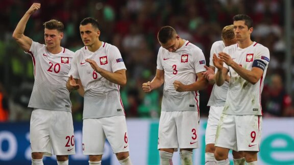 Poland loses to Portugal on penalties, bows out of Euro 2016