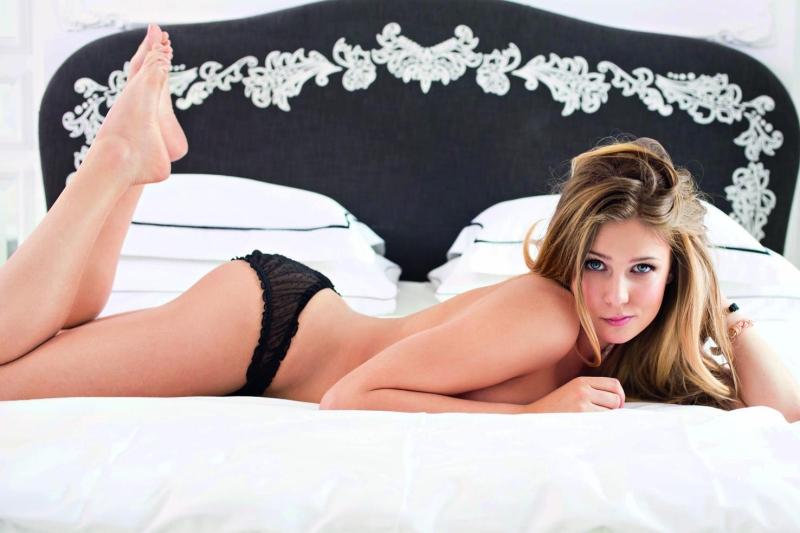 """Marta Wierzbicka w """"Playboyu"""""""