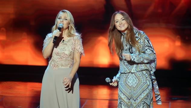 Takiego duetu jeszcze nie było! Anna Rusowicz i Kasia Bujakiewicz razem na scenie!