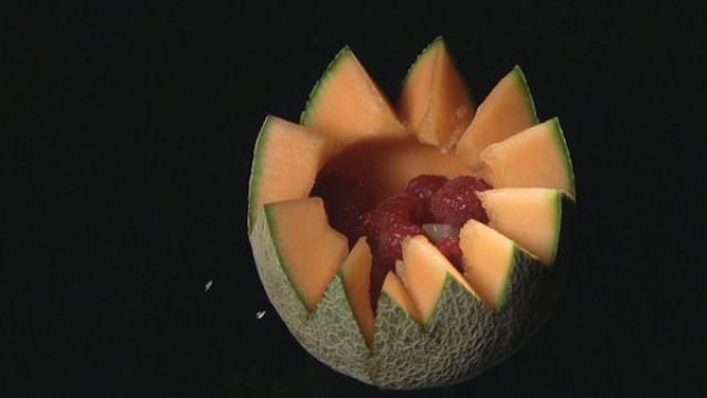 Malinowy Melon