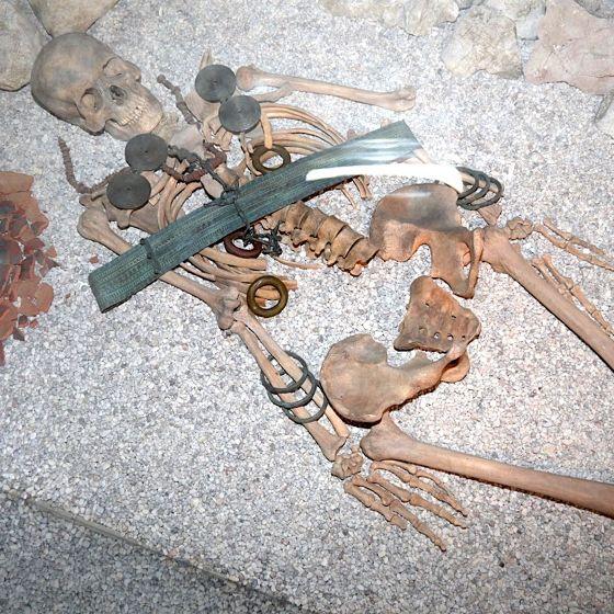 Tajemnica celtyckiego grobowca
