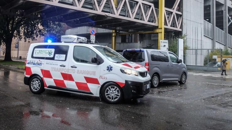 """""""Sytuacja jest krytyczna"""". Godzina policyjna w Lombardii i Lacjum"""