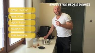 #wszystko będzie dobrze <br> Mariusz Węgłowski i naleśniki