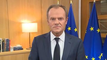 Mnie też jest trochę smutno - Tusk o decyzji ws. wyborów prezydenckich