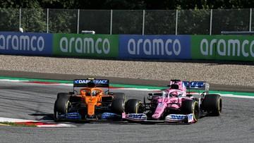Formuła 1: Sergio Perez w izolacji przed GP Wielkiej Brytanii
