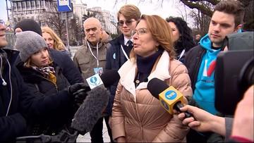 Tusk spotkał się z Kidawą-Błońską. Zadeklarował pomoc w kampanii prezydenckiej