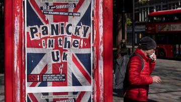 Ponad tysiąc ofiar śmiertelnych koronawirusa w Wielkiej Brytanii. Minister poddany kwarantannie