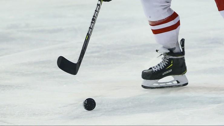 NHL: Mecz przerwany z powodu zasłabnięcia hokeisty