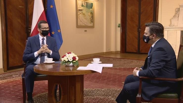 Premier: będę rekomendował, by od soboty cała Polska była strefą czerwoną