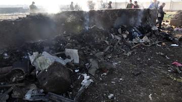 Reuters: awaria techniczna przyczyną katastrofy samolotu w Iranie