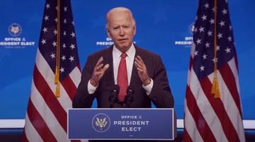 Biden otrzymał dostęp do briefingów wywiadowczych. Wnioskował o nie przez 2 tygodnie