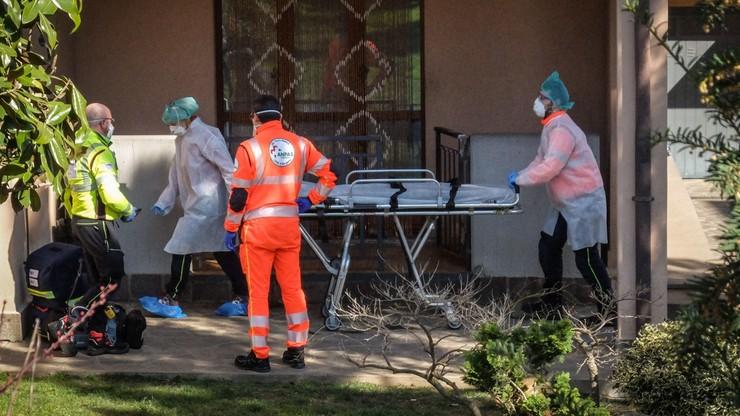 Kolejne ofiary koronawirusa w Europie. Tragiczny bilans we Włoszech