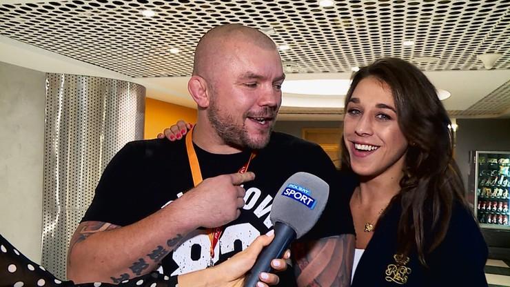 UFC 253: Jak Joanna Jędrzejczyk i Mariusz Pudzianowski zareagowali na wygraną Jana Błachowicza? (WIDEO)