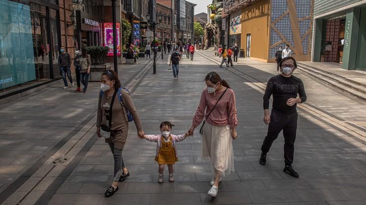 Ani jednego zgonu zakażonych koronawirusem w Wuhan w ciągu doby
