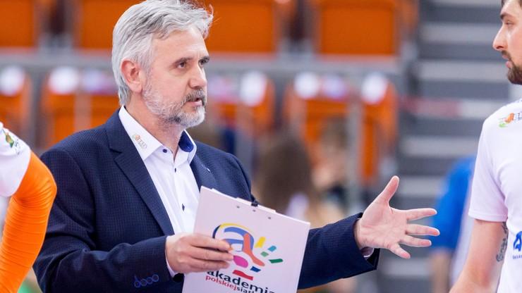 57-letni trener... zagrał w meczu siatkarskiej ekstraklasy!