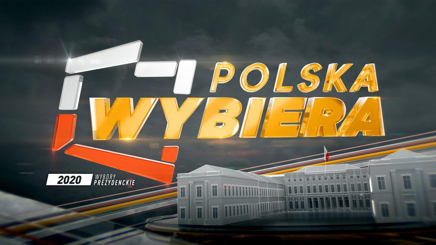 """""""Polska Wybiera"""". II tura wyborów prezydenckich 2020"""