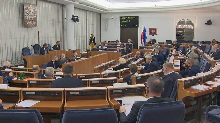 Wicemarszałek Pęk: złożyłem pismo o pilne posiedzenie Senatu