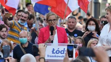 Małgorzata Trzaskowska: instytucja Kościoła mnie rozczarowała