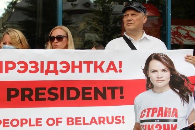 Cichanouska: jestem gotowa zostać narodowym liderem Białorusi