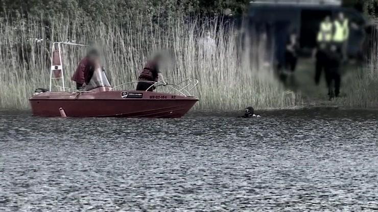 Udusił, poćwiartował i wrzucił do jeziora. Po wielu latach przełom w sprawie Joanny Gibner