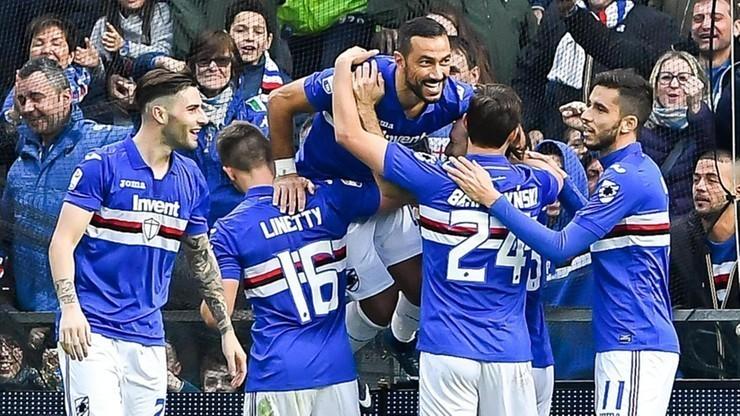 Prezes Sampdorii chce zakończenia sezonu i uznania Juventusu mistrzem