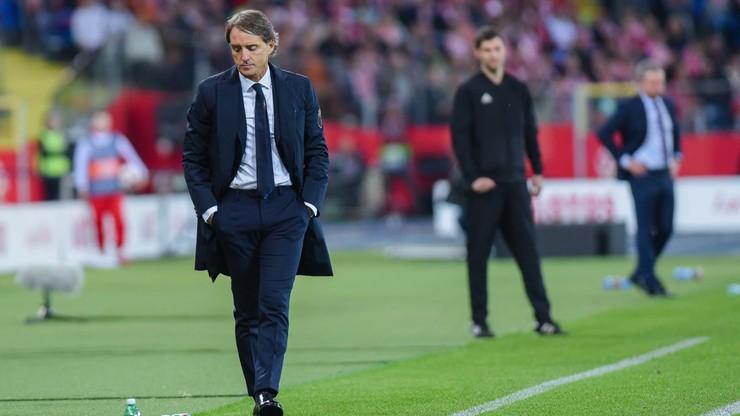 Mancini: Na Euro 2021 będziemy mocniejsi niż teraz