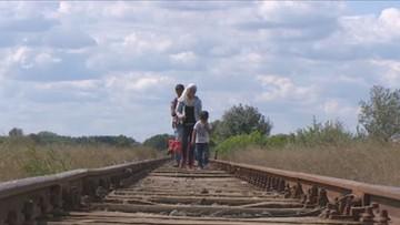 Węgry: policja zlikwidowała dwa tunele pod granicą z Serbią. Zatrzymano 44 nielegalnych imigrantów