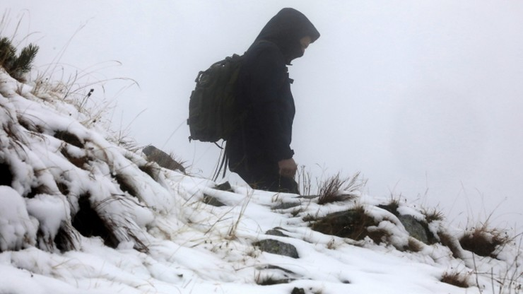 Zima w górach. W Zakopanem spadł pierwszy śnieg