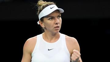 Australian Open: Pewny awans Halep do trzeciej rundy