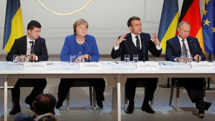 """""""Po raz pierwszy od trzech lat idziemy do przodu"""". Konkluzje szczytu ws. sytuacji na Ukrainie"""