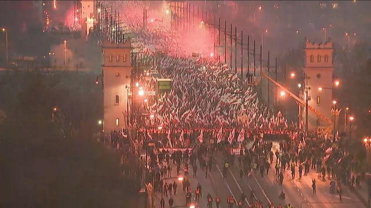 """Marsz Niepodległości 2019. 11 listopada """"dużo się będzie działo"""""""