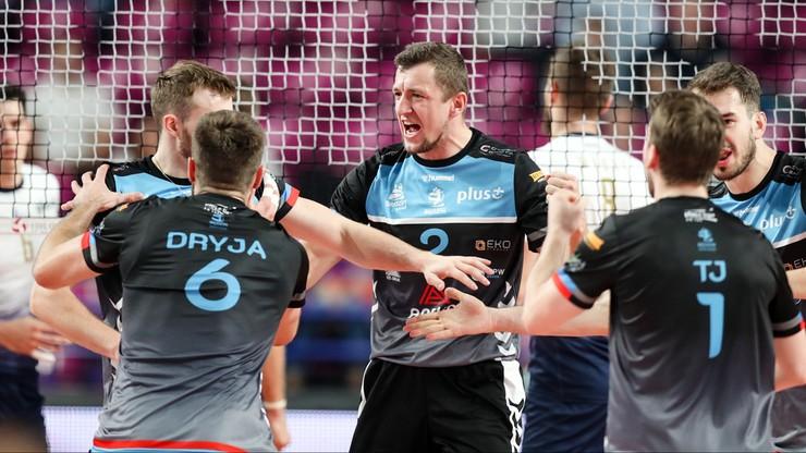 PlusLiga: BKS Visła Bydgoszcz - MKS Będzin. Transmisja w Polsacie Sport