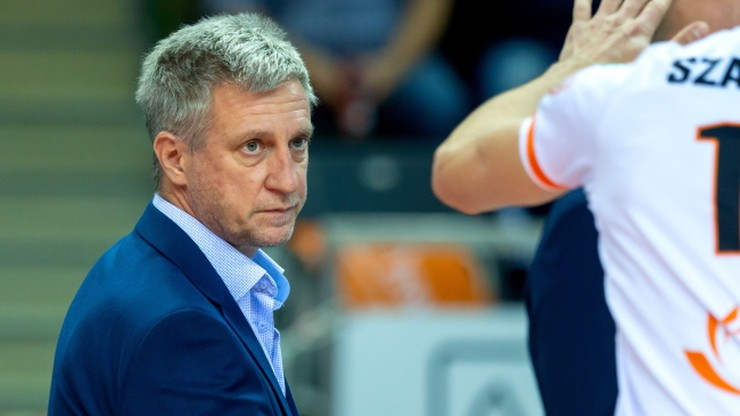 Jastrzębski Węgiel zwolnił trenera po wygranym meczu!
