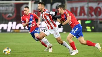 Totolotek Puchar Polski: Cracovia lepsza od Rakowa po serii rzutów karnych