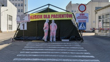 Cieszyński Sanepid zamknięty. Koronawirus wśród pracowników. Zamknięty też SOR