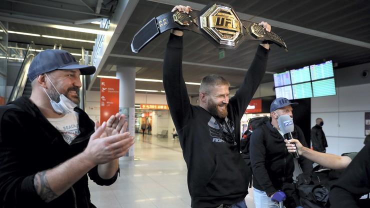 Po mistrzostwie Błachowicza: MMA to sport dla każdego