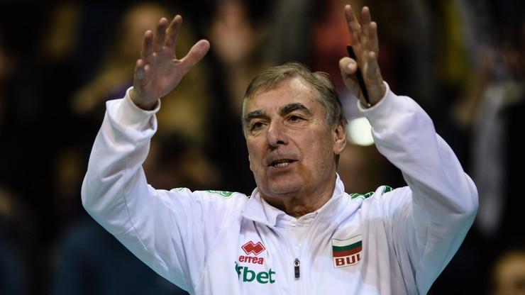 Zmiana selekcjonera bułgarskich siatkarzy po nieudanych kwalifikacjach do IO