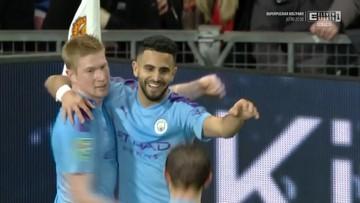 Manchester United - Manchester City 1:3. Skrót meczu [ELEVEN SPORTS]