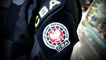 Korupcja w wołomińskim starostwie. Trzy osoby zatrzymane przez CBA