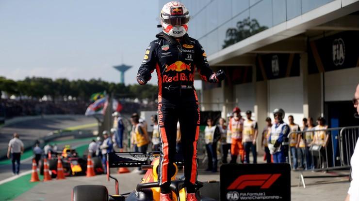 GP Brazylii: Triumf Verstappena, ostatnie miejsce Kubicy