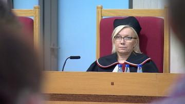 Prezes TK Julia Przyłębska nie przyjdzie na posiedzenie komisji ani posiedzenie plenarne Sejmu