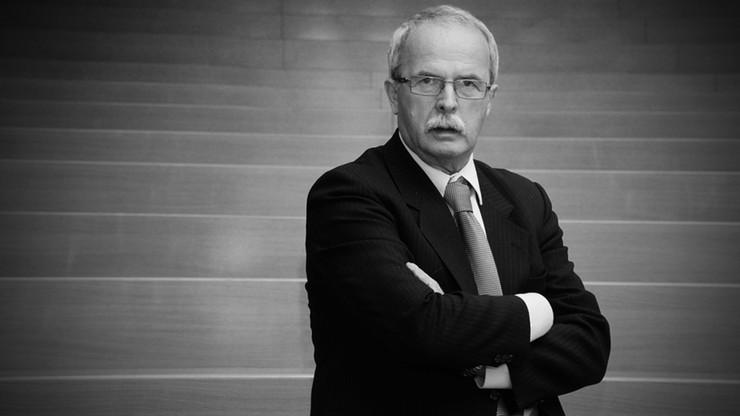 Zmarł prof. Filar. Wybitny prawnik miał 77 lat