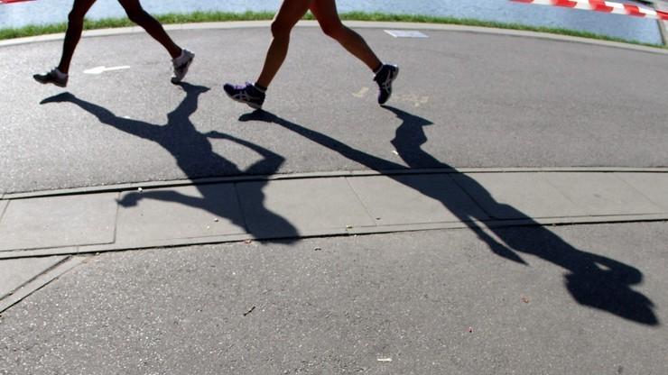 Mistrz świata w półmaratonie potrącony przez motocykl