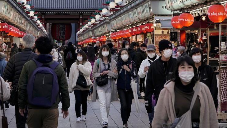 W Japonii bez lig piłkarskiej i baseballowej do kwietnia