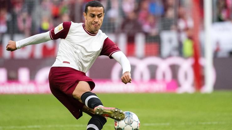 Thiago Alcantara opuści Bayern? Może trafić do angielskiego giganta