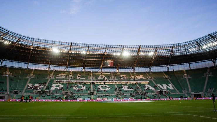 Wojewoda zamknął stadion Śląska Wrocław