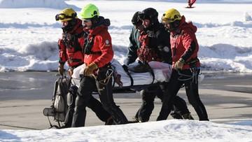 Niebezpiecznie w Tatrach. TOPR-owcy ratowali turystkę, znaleźli też ciało