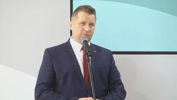 Czarnek: kolejne 300 mln zł na zakup niezbędnego sprzętu dla nauczycieli