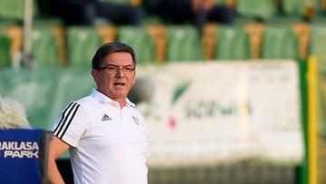 Waldemar Fornalik o meczu z TSV Hartberg: Szanse są wyrównane